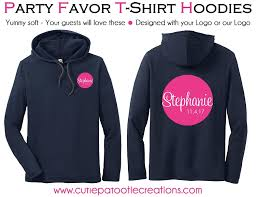 bar mitzvah favors sweatshirts personalized lightweight hoodie with your logo low