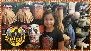 the halloween store spirit 2016 spirit halloween store youtube