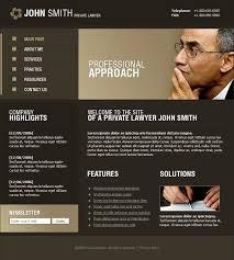 lawyer website template 20694