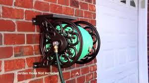 liberty steel decorative hose reel youtube