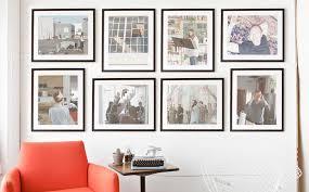 modern framed print social print studio
