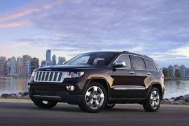 jeep summit black 2011 jeep grand cherokee overland summit and liberty jet previewed