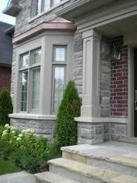 Creative House Columns Designs Front Porch Pillar Ideas Pinterest