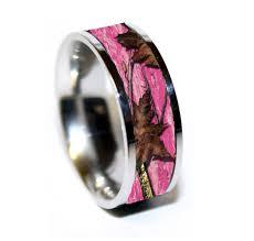 pink camo wedding rings pink camo wedding ring wedding corners