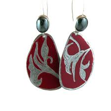 mercedes jewelry mercedes flower earrings crash jewelry
