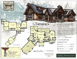 arts and crafts style home plans house plans