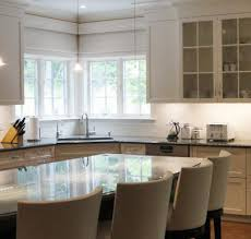 what is a shade of white for kitchen cabinets white matchstick shades traditional kitchen