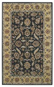 Black Gold Rug Kingship Collection By Capel