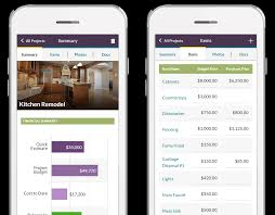 home improvement remodeling software homezada home remodel budgets and costs
