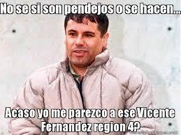 Vicente Fernandez Memes - no se si son pendejos o se hacen acaso yo me parezco a ese