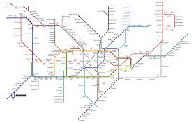 London Metro Map by All 270 London Tube Stations Renamed Londonist