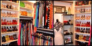 walk in closet tour youtube