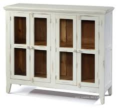 Wide Bookcase With Doors Eye Catching Antique White Bookcase With Glass Doors Architecture