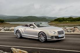 2014 bentley continental gt speed convertible wallpapers9