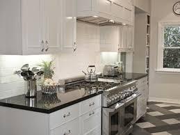Kitchen Granite Countertop by White Kitchen Cabinets Dark Granite Countertops My Home Design