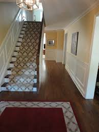 Kitchen Carpet Ideas Architecture Exciting Stair Runners With Elegant Newel And Cozy
