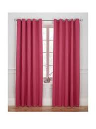 Fuchsia Pink Curtains Pink Curtains Living Room Bedroom More Very Co Uk