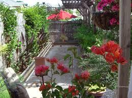 Tropical Backyard Ideas Beautiful Tropical Backyard Garden House Design With Various Patio