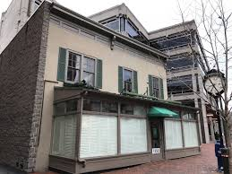 plan being formulated to move historic community hardware building