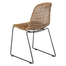Uk Dining Chairs Mickey Synthetic Rattan Dining Chair Buy Now At Habitat Uk