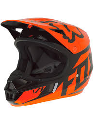 black motocross helmets fox orange 2017 v1 race kids mx helmet fox freestylextreme