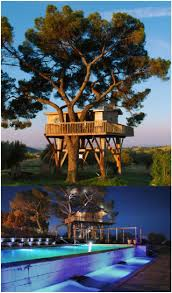 1736 best tree houses are cool images on pinterest treehouses