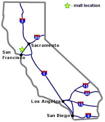 california map napa napa premium outlets napa ca