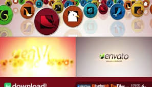 videohive logo u0026 social media intro free download free after