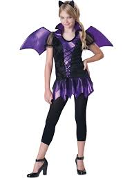kids bat reputation girls costume 37 99 the costume land
