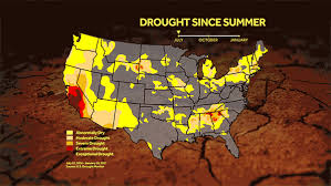 california drought map january 2016 the california drought is on its way out but deeper droughts lie