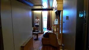 carnival legend vista suite 4237 room u0026 balcony youtube