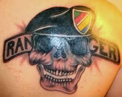 army skull 2018 tattoos