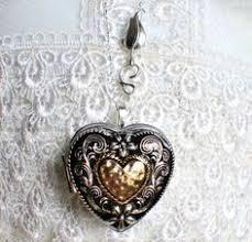 box lockets box locket heart locket with box inside in silver
