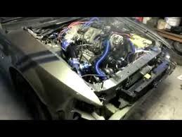 ford mustang v6 turbo turbocharged mustang v6 3 8l start up skystang