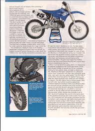 dirt bike magazine dr d yz250 test june 2013