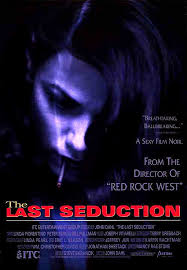 poster of the last seduction 1994 in hindi english dual audio