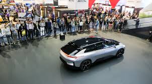 the best cars of 2017 best cars of ces 2017 almost the car electronics show extremetech