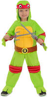 Ninja Halloween Costume Kids Toddler Teenage Mutant Ninja Turtles Raphael Costume Buycostumes