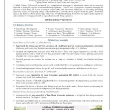 Resume Examples For Cooks by Chef Resume Sushi Chef Presentasjon Examples Of Resumes Cook Chef
