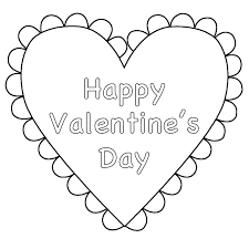 coloring book funs free valentine coloring pages heart gift big