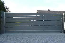 portillon jardin leroy merlin portail coulissant bois exotique collection et beau barriere bois