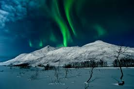 when are the northern lights in norway best places to see the northern lights in norway mapping megan
