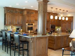kitchen with beige countertop unique home design