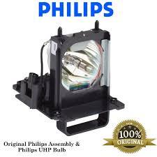 mitsubishi 915b455011 tv lamp with original philips housing and