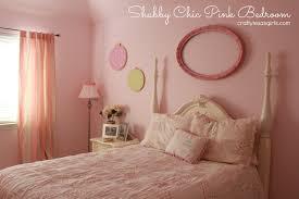 crafty texas girls pretty in pink shabby chic bedroom