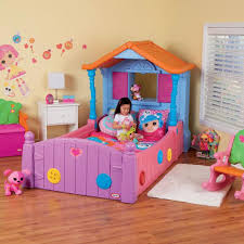 exciting light brown kids bedroom painting combined with colorful