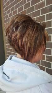 stacked shaggy haircuts chin length stacked bob short back short stacked bob haircuts
