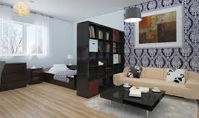 how to organize a small apartment 40 square meter aprtment ideas