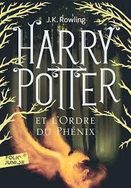 harry potter et la chambre des secrets livre audio livre harry potter v harry potter et l ordre du phénix j k