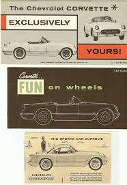 corvette magazine subscription vues magazine 1954 corvette magazine ad1954 corvette